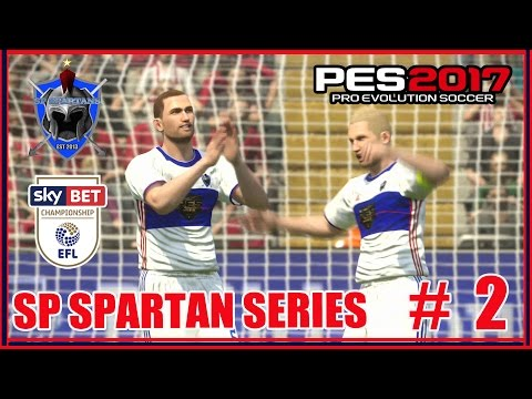 PES 2017 Master League - SP SPARTAN SERIES EPS 2 - Sky Bet Highlights