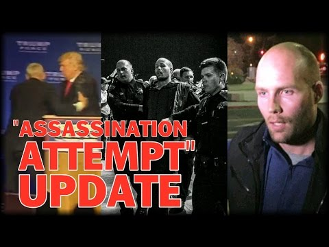 """UPDATE ON DONALD TRUMP """"ASSASSINATION ATTEMPT"""" IN RENO"""