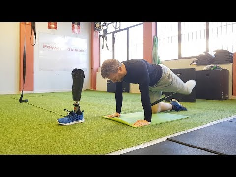 Amputee Functional Workout-Plan (Beginner to Advanced)