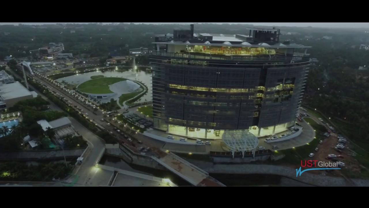 Download UST Global Trivandrum Campus Video
