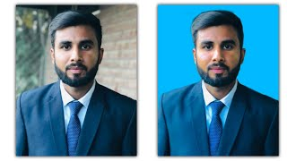 How To Change Passport Size Photo Background in Mobile screenshot 4