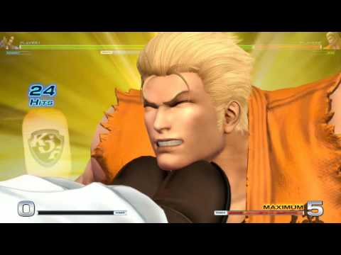King of Fighters XIV - Video