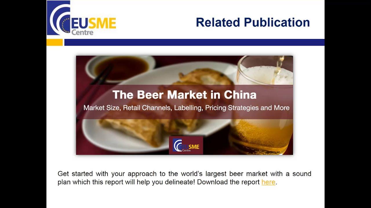 chinese beer market analysis