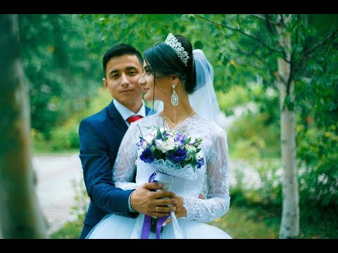 Таджикская свадьба. Хусниддин и Азиза часть 1