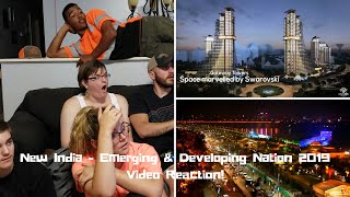 New India - Emerging & Developing Nation Part 1&2 Reaction!