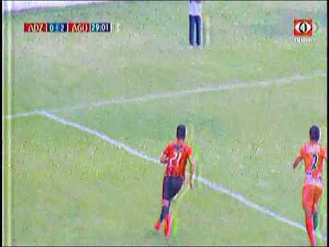Gol de Diego Coca | CD Audaz 0-2 CD Águila | Fútbol Salvadoreño