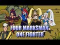 Download Video CHOU AND THE FOUR MARKSMAN ANIMATION - HOW TO WIN IN RANKED GAMES