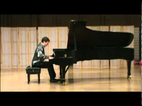 George Gershwin The Man I Love Song Transcription. Performed by Kirill Gliadkovsky