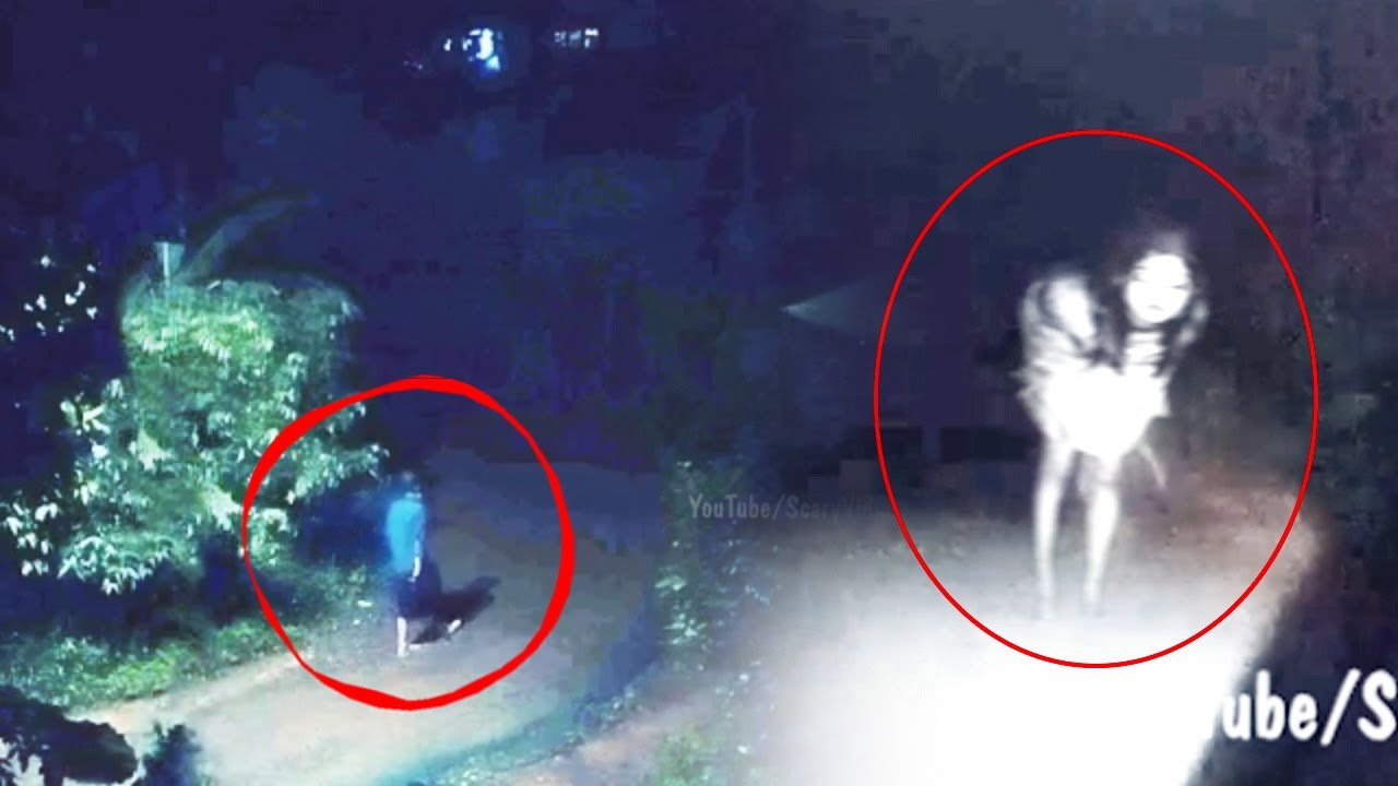 5 Incredible Ghost Sightings Caught on Camera!! Scary compilation of the week | Watch till the end