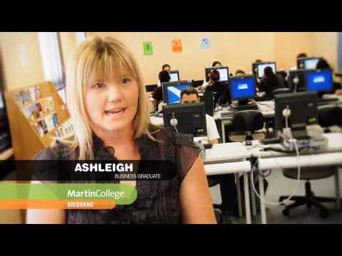 Martin College Brisbane Student Interviews