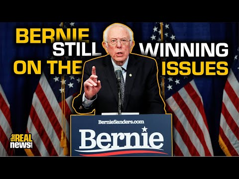 Why Is Bernie Still In the Race?