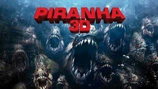 """Трейлер фильма """"Пираньи 3D"""" (Этим Летом 3D покажет свои Зубки) - StarScream"""