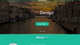 Speed Art | Portfolio Website Design