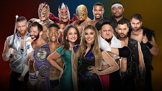 Live Survivor Series Watch Along