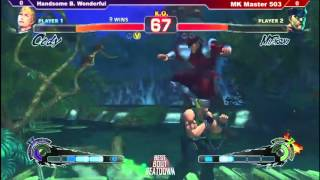 BBB15AE2012 - Kwyjibo (COD) vs MK Master 503 (DIC) - R1