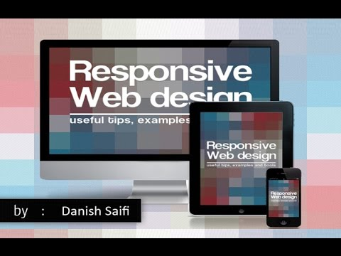 How to create a responsive website using html5 and css3 in hindi ...