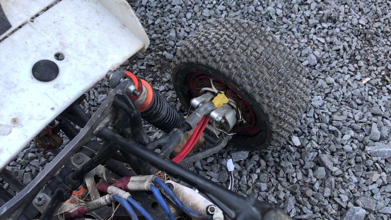 Fastest 1 5 Rc Baja Set Up In Wheel Electric Motor By Stealth Motors