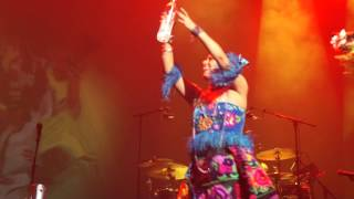"Lila Downs ""Mezcalito"" @ Ikeda Theatre Mesa Arizona 4-12-13"