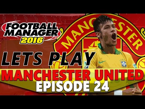 Manchester United | Episode 24 | Barca Boys | Football Manager 2016