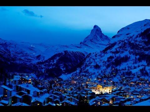 A Walk Around Zermatt , Switzerland.. & Day