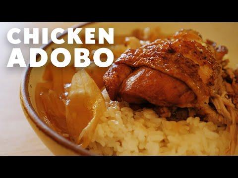 Overnight Filipino Chicken Adobo   Matty Tries