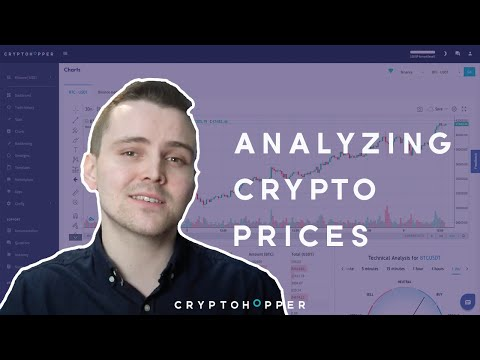 Analyzing Crypto Prices – Cryptohopper
