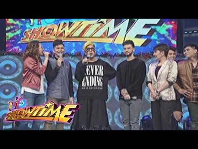 It's Showtime: Vice Ganda gives message to Anne Curtis
