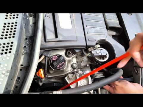Hqdefault on Honda Civic Ac Idler Pulley