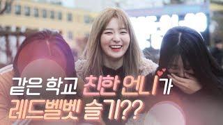 [ENG SUB] 레드벨벳 슬기가 우리 학교 선배라면 이런 느낌?!  Red Velvet seulgi レッドベルベット
