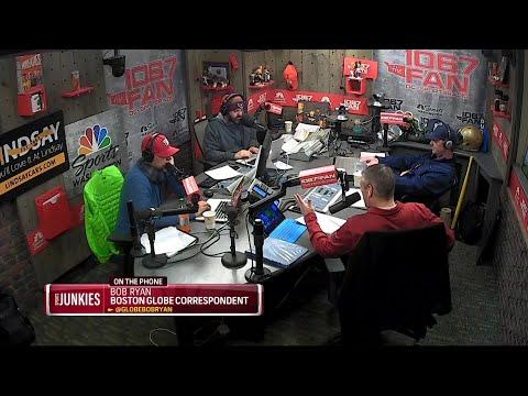 Bob Ryan: Truth About Patriots Drama