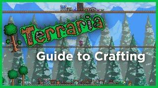 Terraria - How T๐ Craft. A Basic Terraria Crafting Guide
