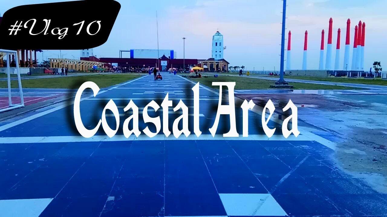 Coastal Area Tanjung Balai Karimun Panggung Putri Kemuning Vlog 10 Youtube