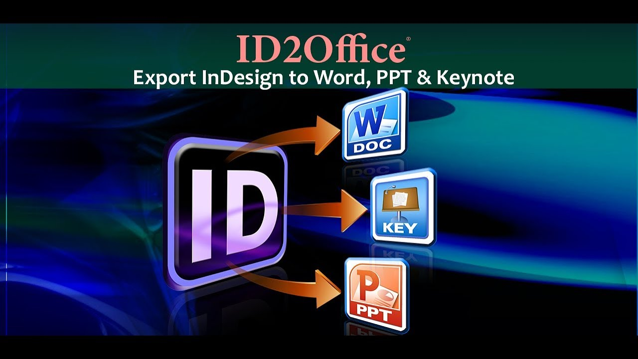 How to Convert InDesign files to PowerPoint type: Recosoft