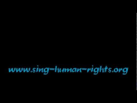 Sing Human Rights