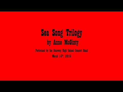 Sea Song Trilogy by Anne McGinty