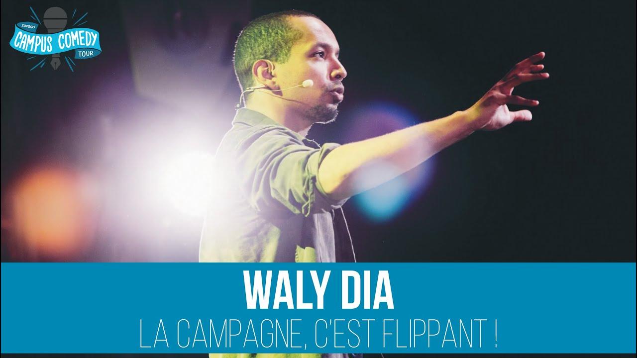 Waly Dia - La Campagne c'est Flippant (Calendrier de l'Avent du LOL)