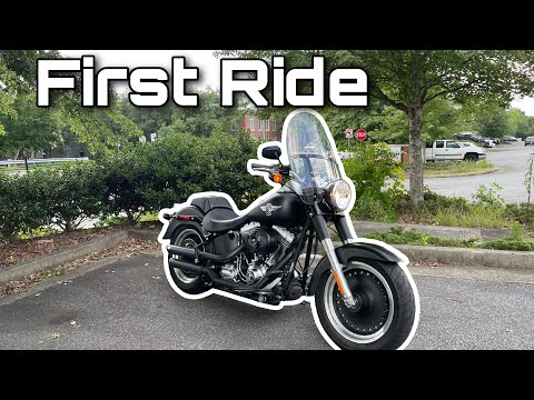Download 2011 Harley Davidson Fat-Boy First Ride/Review