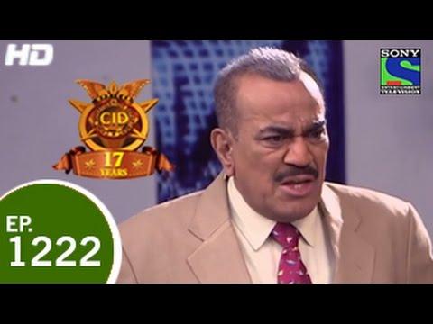 CID - सी ई डी - CID In Train 1 - Episode 1222 - 1st May 2015