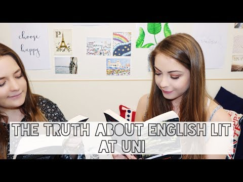 What It's Really Like Studying English Literature at Uni | Katie May