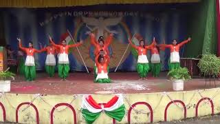 Gambar cover Desh Bhakti Dance jai Ho no. 1 Dance