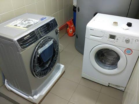 Стирка в удовольствие: чем интересны современные модели стиральных машин Samsung