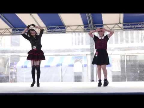 2015/03/14 とやまde踊ってみた 北陸新幹線開業 富山駅歓迎イベント