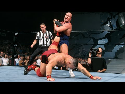Kurt Angle vs. John Cena: SmackDown, June 27, 2002