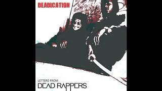 (THA DEADICATION) Letters From Dead Rappers - Wavy Jones