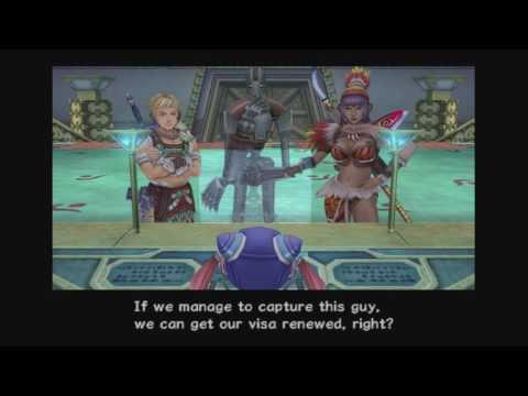 Rogue Galaxy Part 18: Miyako and Chie