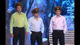 Армейская разминка Диалог со зрителями Шоу Уральские пельмени 2 Сюжета Армейский юмор