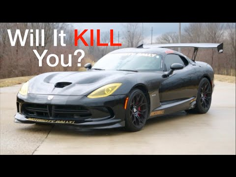 Will It Kill You? | Viper GTS Gen V Review!