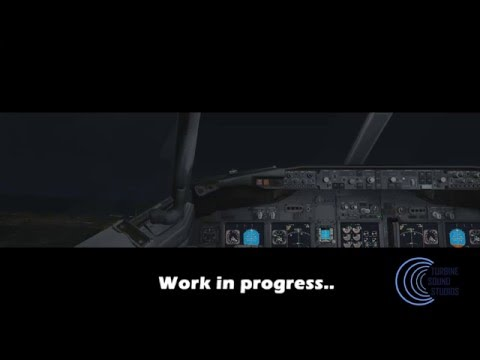 Boeing 737-600 PMDG NGX - TSS soundpackage preview