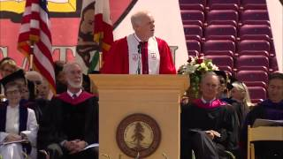 122nd Commencement Ceremony 2013 - Stanford University thumbnail