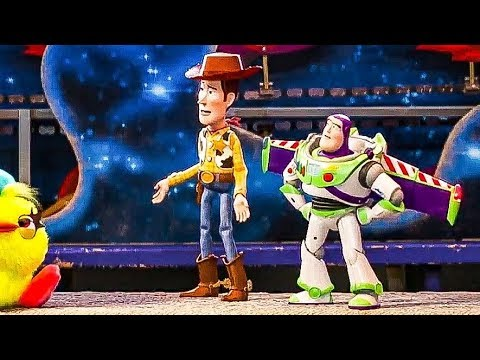 Toy Story 4 Official Trailer 1 2 2019 Disney Hd Youtube